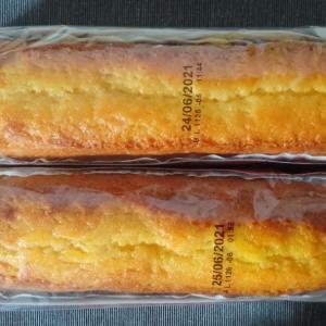 フランスのスーパーのお菓子:Quatre-quarts