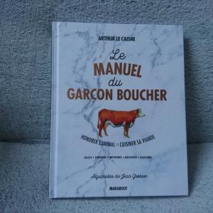 最近買ってよかったもの:フランスの肉の本