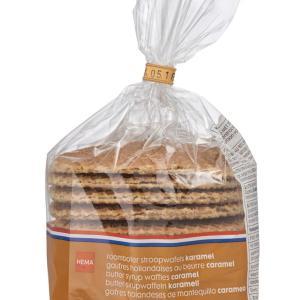 オランダ系雑貨店HEMAで買えるお菓子:ストロープワッフル