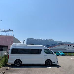 アルコーバで行く、信州群馬から日本海へ温泉巡りとアレは本当に美味いのか確かめる旅5日目そして帰宅