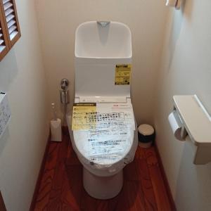 コロナでトイレがえらいこっちゃ・・・!!
