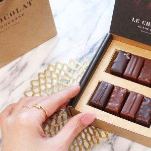 アランデュカスのチョコレート♡