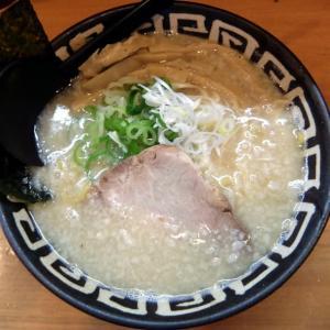 麺恋 佐藤@札幌市南区 「鶏白湯 醤油」
