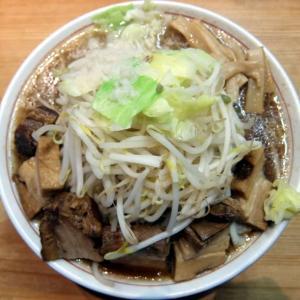 麺や 初代 やまだ@札幌市手稲区 「極太やまだ麺」