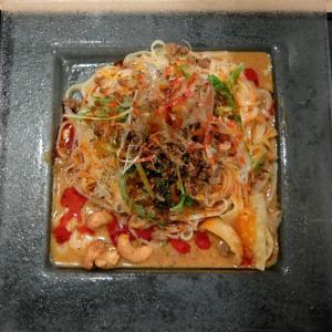 【限定】冷し汁なし担担麺@175°DENO担担麺 札幌北口店