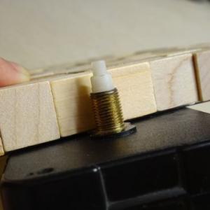 モザイク時計を作る‐前編