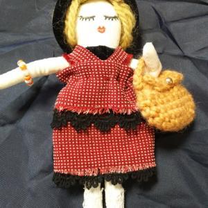 マスコットお人形作り 4