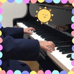 ピアノって楽しいんだよね〜