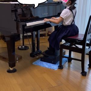 小学1年生ピアノレッスン