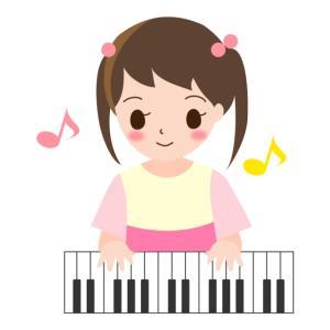 ピアノ伴奏〜小学生