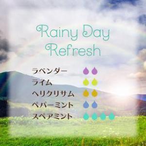 Rainy Day Refresh!