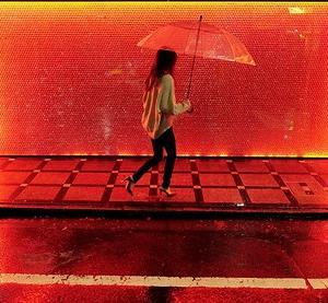 雨のささやき