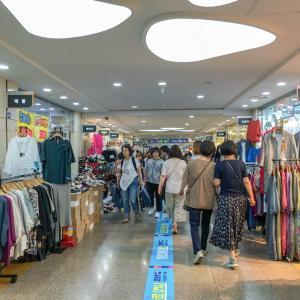 ソウルひとり旅 GOTOMALLで安服ショッピング