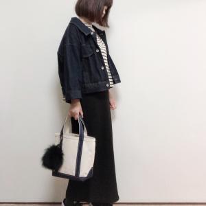 お値段にも履き心地にも感動した990円の美シルエットスカート