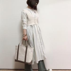 1枚で着ても重ね着しても春のワンピースコーデ色々まとめてみました♪