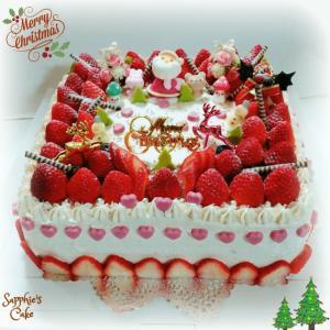 クリスマスケーキ2019♪ & クリスマスネイル
