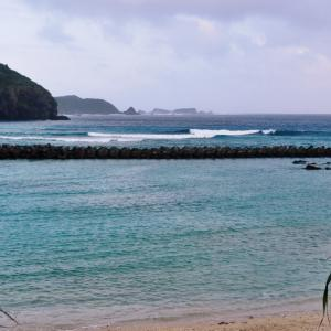 阿嘉島 ダイビング 波