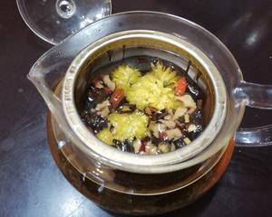 今日の漢方茶 体温上昇と抗菌効果