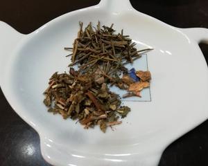 風邪予防のお茶