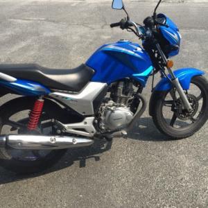 オートバイ ホンダCBF125