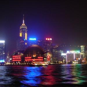 愛する美しい香港。。。
