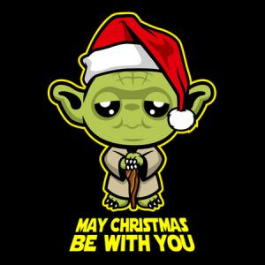 may the christmas be with you