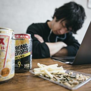 空腹だと寝入りできない、食事時間を考える