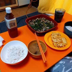 昨日のご飯☆