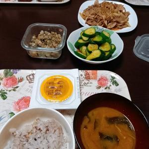 今日の夕飯☆