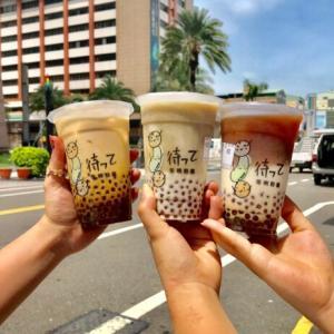 台南女子は朝からタピるよ!台南のステキなドリンクスタンド四軒ご紹介