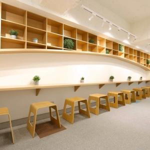GEOS天母校がきれいに新しくなりました!