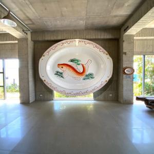 [台湾・宜蘭]お皿とお椀の博物館「台湾碗盤博物館」