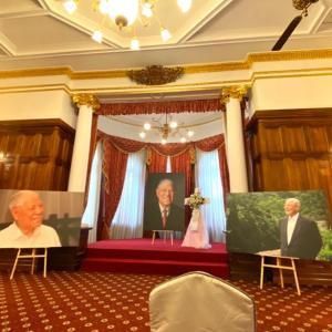 故李登輝前台湾總統の弔問に行ってきました