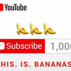 YouTuberになって一か月たったので皆様へお礼!♡