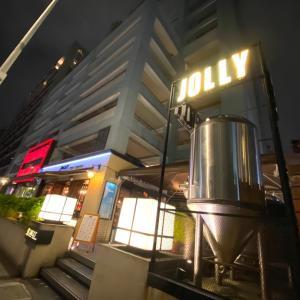 台湾クラフトビール発祥のJollyで女子会