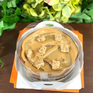 全聯福利中心のピーナッツクリームケーキ
