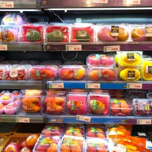 台湾マンゴーと台湾パイナップル〜色んな種類勢ぞろい