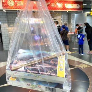 台湾警戒レベル3の台北駅界隈と台鉄弁当