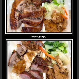 鴨料理のお得なお弁当ともうすぐ台風6号がきます!