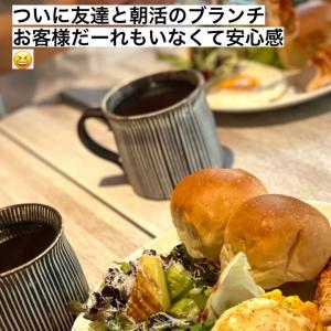 Su/food 台北中山北店(早午餐/果汁吧/地中海輕食)でブランチ