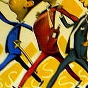 humor/ キューピー / Los maridos no cenan en casa (1956) / 楽しく愉快なスペイン語レッスン \ Un chiste 動詞の活用 conjugación 笑話 / Lladró ユーモア