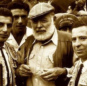 Hemingway nació (1899) / Hemingway y España スペインとヘミングウェイ / アリ語 hormigas hablan / toros en Ávila (resultado) 闘牛結果 \ Lladró toros リヤドロ