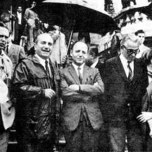 Pedro Lazaga murió (1979) スペインの心、歿 / Fernando Pessoa murió (1935) フェルナンド・ペソア歿 / ブルキナファソ Burkina Faso 大統領選 現職に対立候補が祝意「国家の利益優先」/ 欧州193空港、破綻危機 コロナ長期化で苦境鮮明に