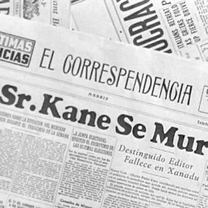 ¡El Sr. Kane Se Murio! (CITIZEN KANE 市民ケーン Ciudadano Kane) / La comparación es odiosa /