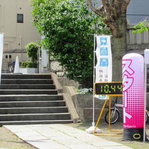 第2回隅田川七福神めぐりマラソン2021マラソン