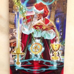 今日の美オーラオラクルカード