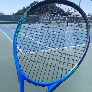 ハワイでテニス ♡