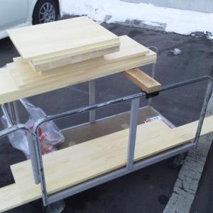 DIY 押入れ本棚&プリンターラック