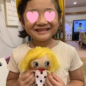 小ミイ♡ 5歳の誕生日のプレゼント