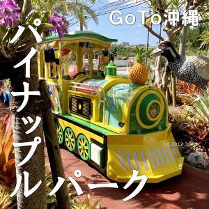 【GoTo沖縄】今しか行けない!行かない!「ナゴパイナップルパーク」